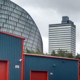 Large buildings
